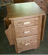 Picture of Drop Leaf Desk
