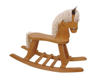 Picture of Flat Seat Rocking Horse
