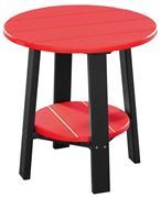 Picture of LuxCraft Poly Round End Table
