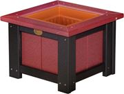 """Picture of Luxcraft Poly 15"""" Planter Box"""