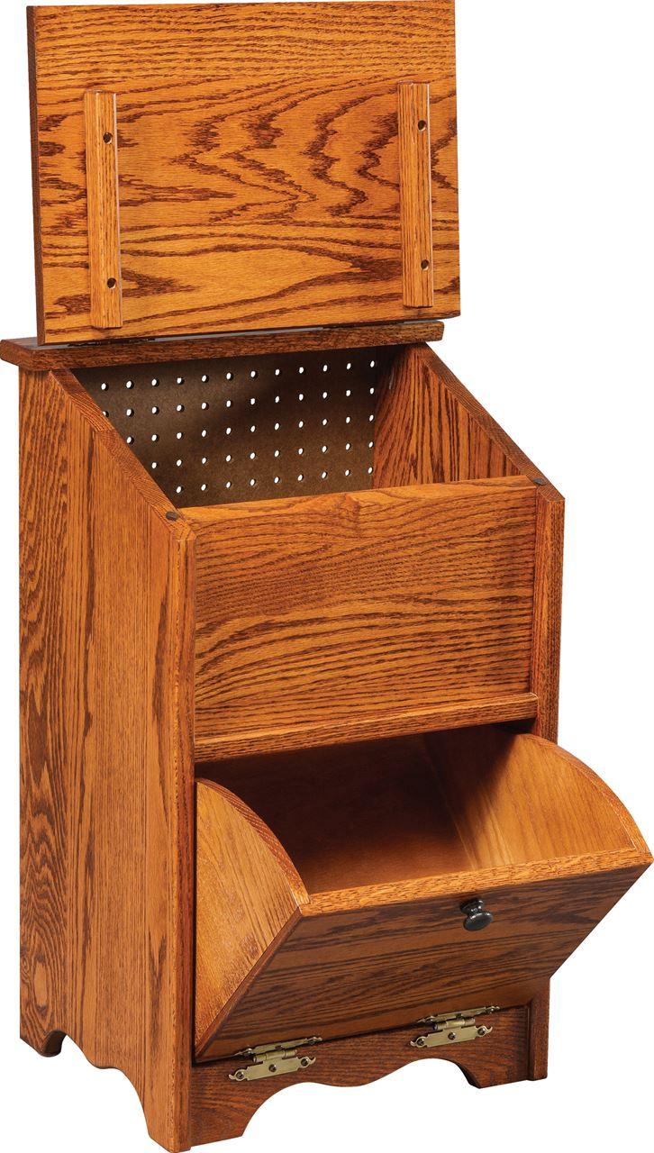 Four Seasons Furnishings Amish Made Furniture Compact