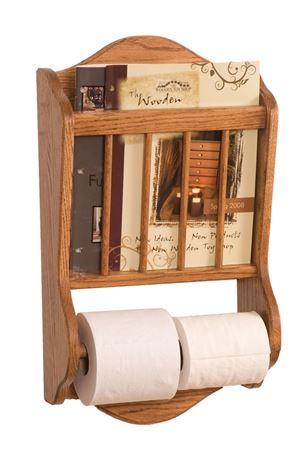 Picture for category Amish Toilet Paper & Tissue Holders