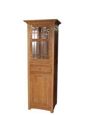 Picture of Santa Fe Wine Cabinet