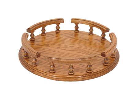 Picture for category Amish Lazy Susan