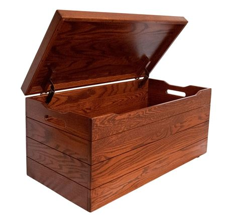 Picture for category Amish Wooden Blanket Chests