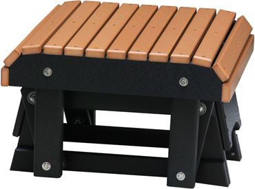 Picture of LuxCraft Poly Deluxe Glider Footrest