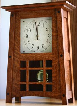 Picture of McCoy Mantle Clock