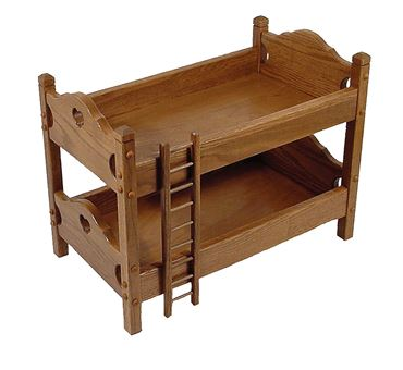 Picture of Doll Bunk Bed