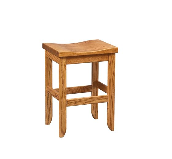 Picture of S Top Bar Stool