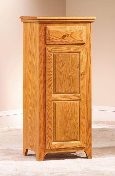 Picture of Amish Single Door Pie Safe