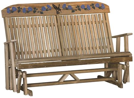 Picture for category Luxcraft Wood Gliders