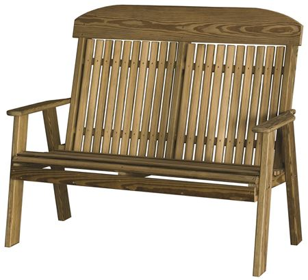 Picture for category Luxcraft Wood Benches