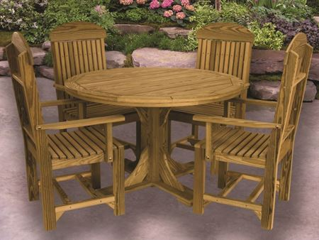 Picture for category Luxcraft Wood Dining