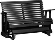 Picture of LuxCraft Poly Plain Rollback Glider 4ft