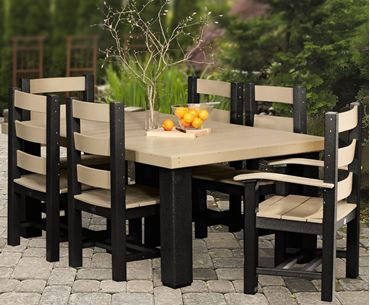 Picture of Luxcraft Contemporary Table Set