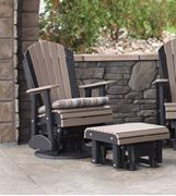 Picture of Luxcraft outdoor furniture cushions for our 2' chairs, gliders, benches