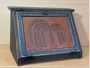 Picture of Vintage Amish Bread Box