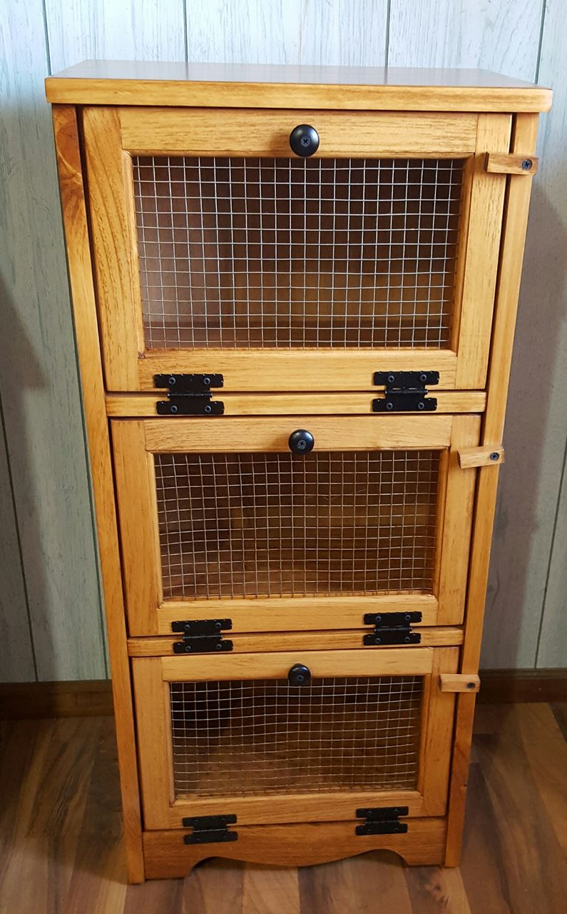 Four Seasons Furnishings Amish Made Furniture Amish Made Old Fashioned Vegetable Bin
