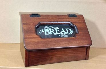 Picture of Traditional Amish Bread Box