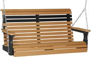 Picture of LuxCraft Poly Plain Rollback Swing 4ft