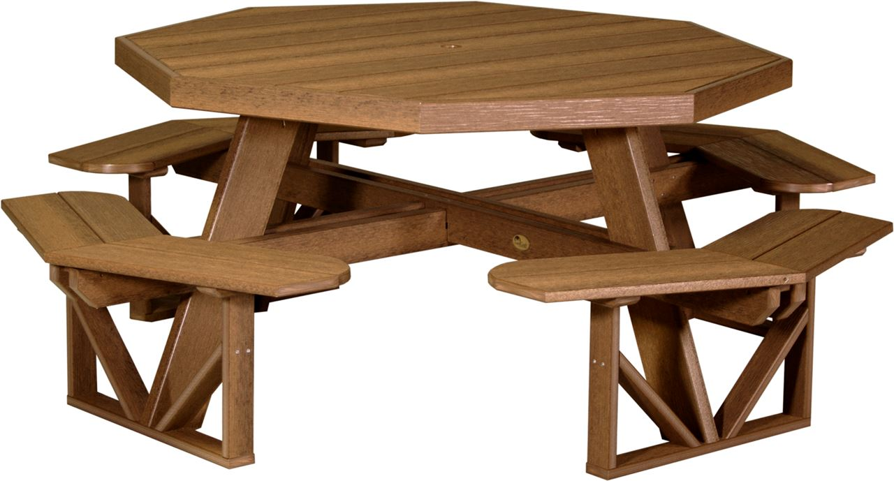 Picnic Table In Craft Room