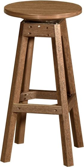 Picture of Poly Bar Stool