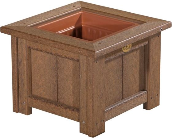 "Picture of Luxcraft Poly 15"" Planter Box"