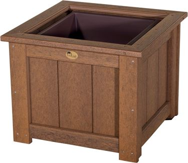 "Picture of Luxcraft Poly 24"" Planter Box"