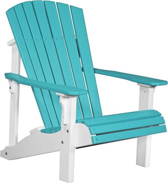 Picture of LuxCraft Poly Deluxe Adirondack Chair