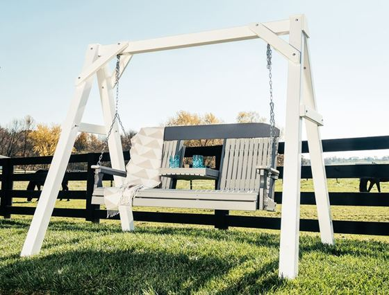 Picture of LuxCraft Poly 5ft. Classic Swing