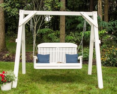 Picture of LuxCraft Poly 4ft. Classic Swing