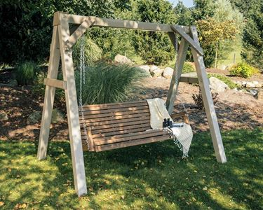 Picture of LuxCraft Poly 5ft. Plain Swing