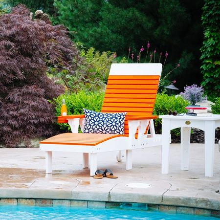 Picture for category Luxcraft Poly Deck Chairs