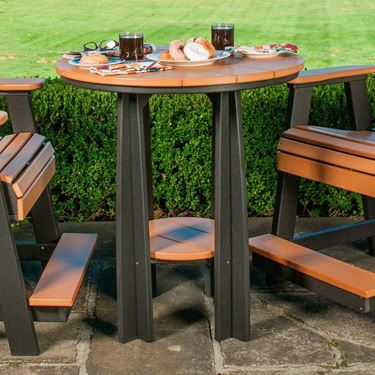 Picture of LuxCraft Poly Balcony Table