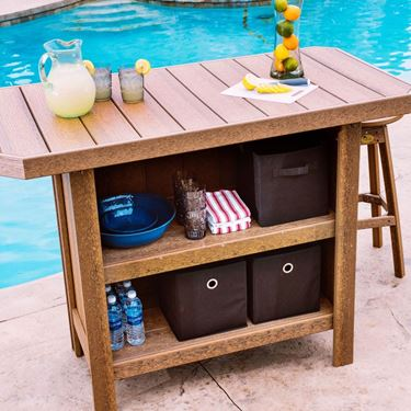 Picture of LuxCraft Poly Serving Bar