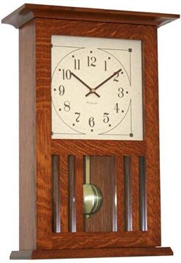 Picture of Mission Wall Clock