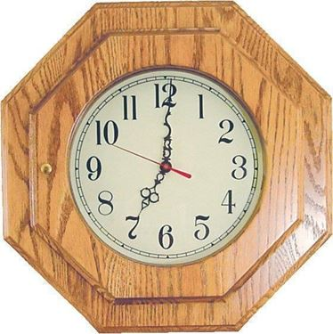 Picture of Octagon Clock