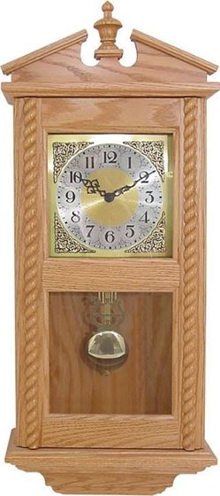 Picture of Rope Wall Clock - Wind-up